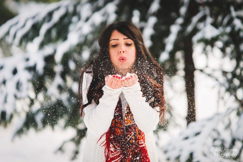 зимни фотосесии
