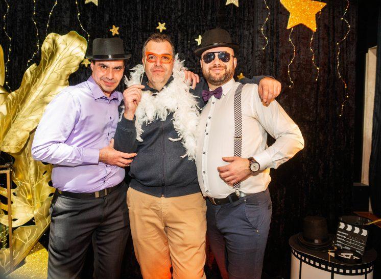 Коледно парти на Борика 2018