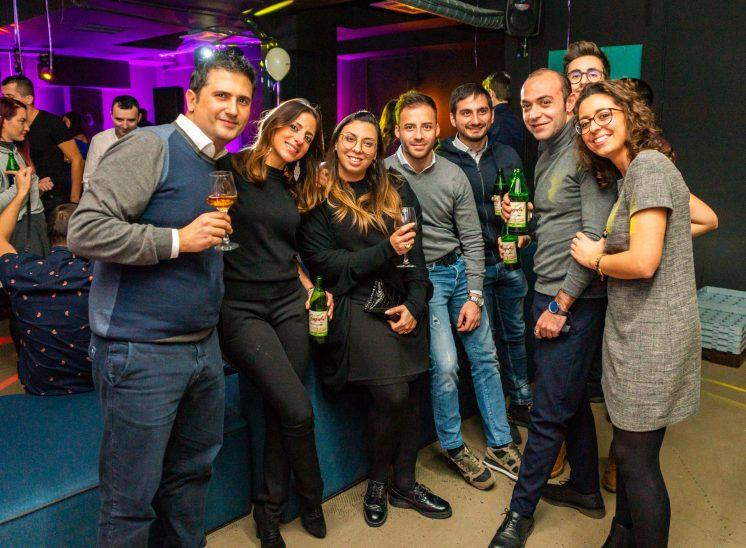 Коледно парти Accenture 2018
