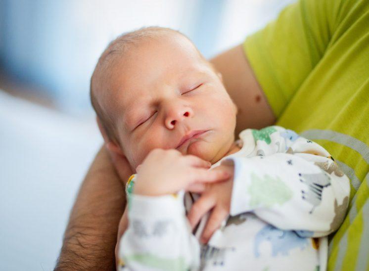 Фотосесия на новородено