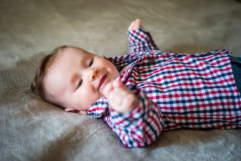 Даримир - бебешка фотосесия