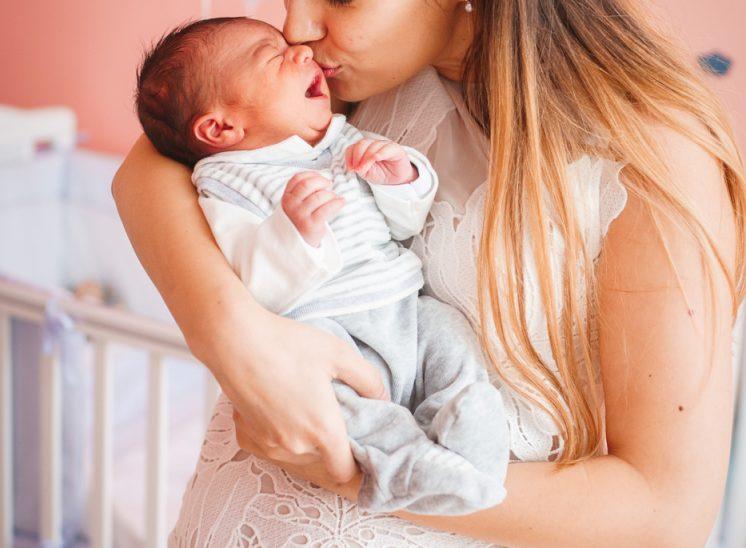 изписване на бебе Кристиан Щерев