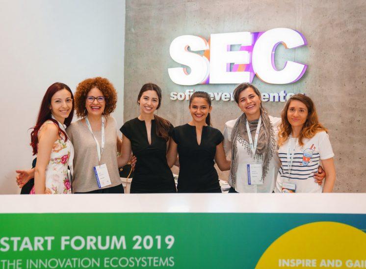 Заснемане на Innostart Forum 2019