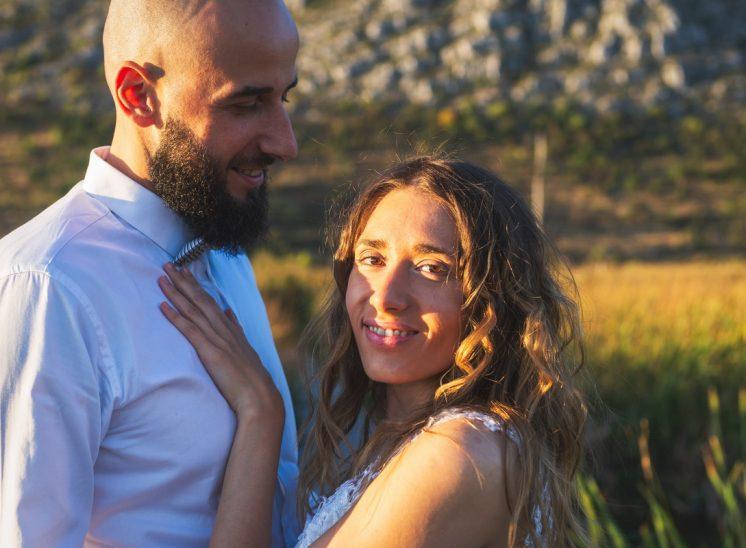 Следсватбена фотосесия на Надя и Пламен