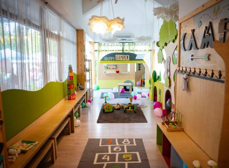 детски клубчета и детски парти центрове