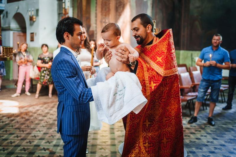 Кръщене Илия
