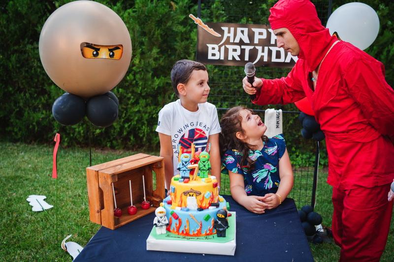Седми рожден ден на Крис